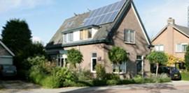Weer meer zonnepaneelinstallaties geregistreerd