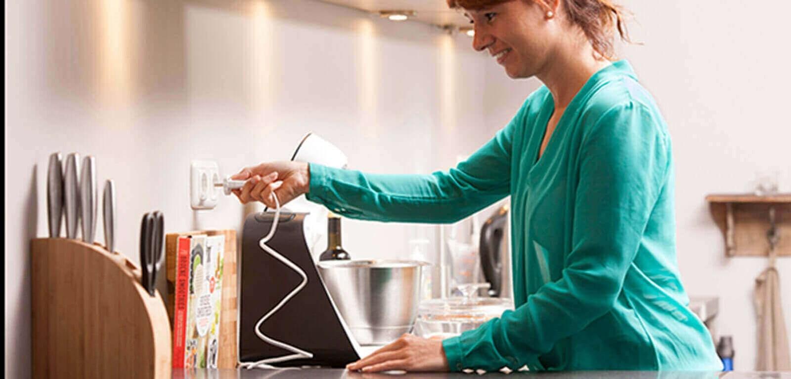 Slimme energiemeters in huis correct en nauwkeurig