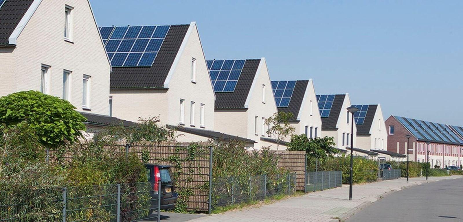 87 procent van de nieuwbouwwoningen in 2020 aardgasvrij opgeleverd