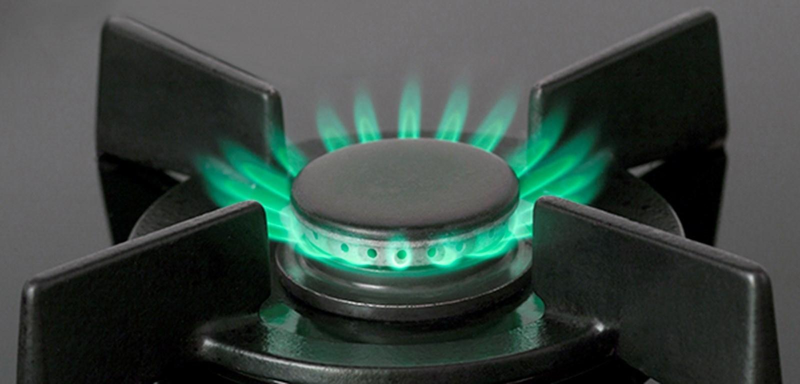 Aandeel groen gas met 30% toegenomen
