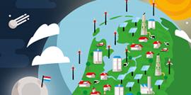 'Energietrends 2016': Nederlandse energievoorziening in cijfers