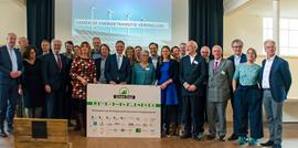 Ondertekening Green Deal Participatie van de omgeving bij duurzame energieprojecten