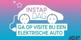 De Instapdag: zet uw autodeuren open of stap in!