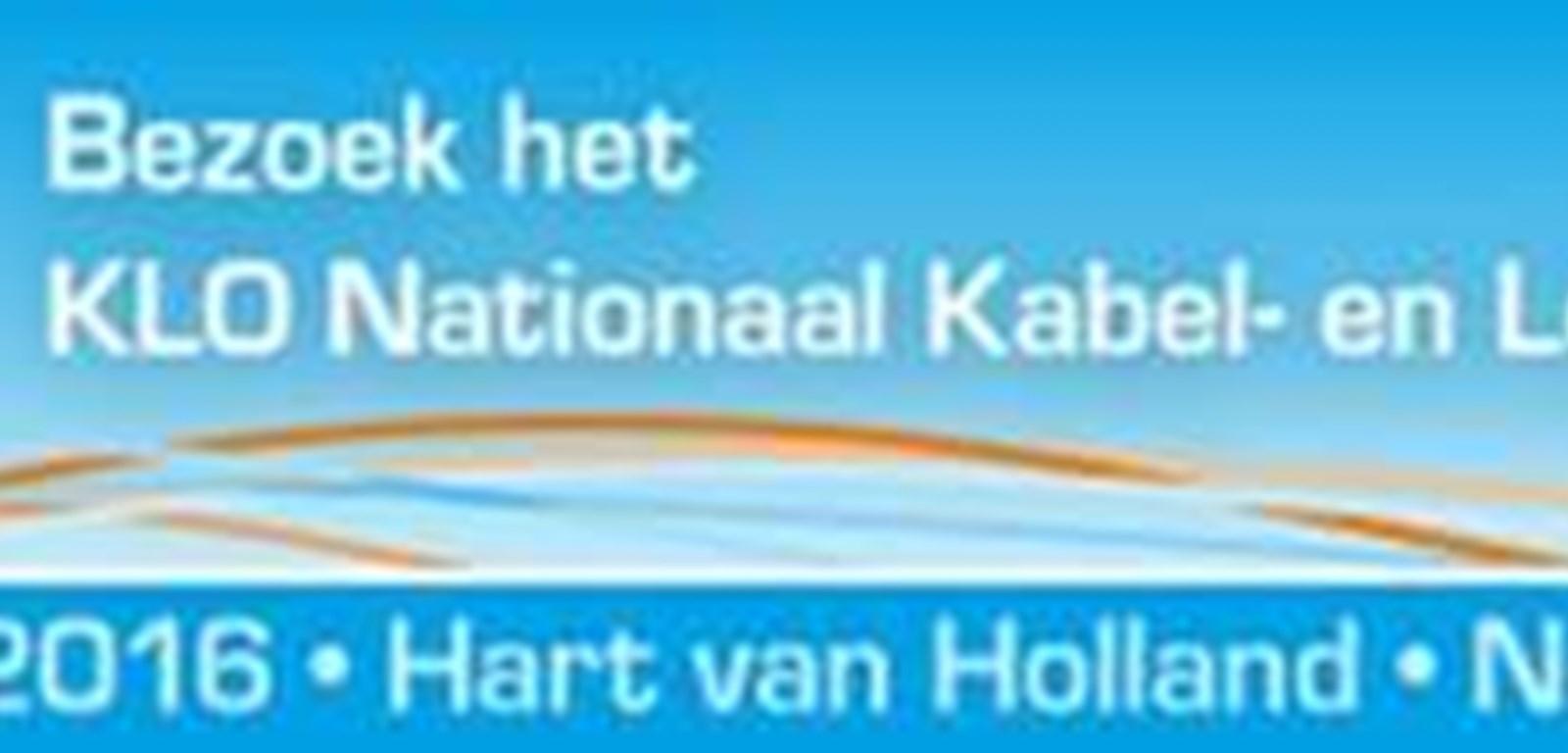 Graafschades omlaag! 2 november: Nationaal Kabel- en Leidingcongres