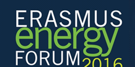 18 en 19 mei: Erasmus Energy Forum 2016