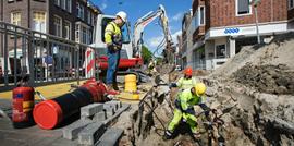 Informatiepakket helpt gemeenten bij plannen aardgasvrije wijken
