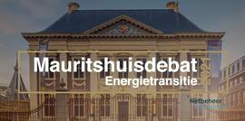 Terugkijken: het verkiezingsdebat over de energietransitie