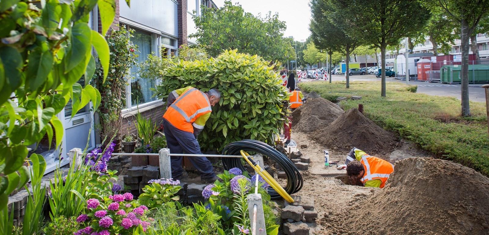 Volledige wijkaanpak noodzaak voor een betaalbare energietransitie