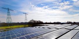 Aansluiten duurzaam opgewekte energie op land