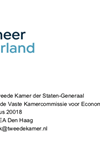 22-01-2021 brief nahang Ministeriële regeling kostenverdeling verwijdering gasaansluiting
