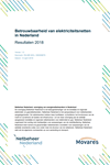 Betrouwbaarheid elektriciteitsnetten in Nederland 2018