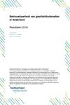 Betrouwbaarheid gasdistributienetten in Nederland 2018