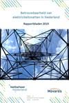 Rapportbladen 2019 - Betrouwbaarheid van elektriciteitsnetten in Nederland