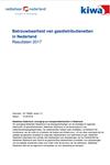 Betrouwbaarheid van gasdistributienetten 2017