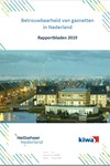 Rapportbladen 2019 - Betrouwbaarheid van gasdistributienetten in Nederland