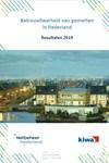 Resultaten 2019 - Betrouwbaarheid van gasdistributienetten in Nederland