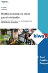 Methaanemissie door gasdistributie 2018