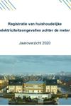 Registratie huishoudelijke elektriciteitsongevallen achter de meter 2020